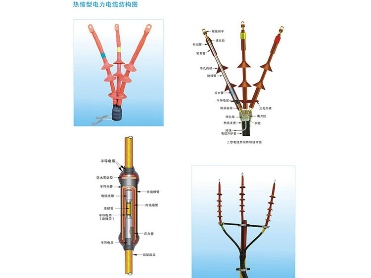 热缩电缆附件
