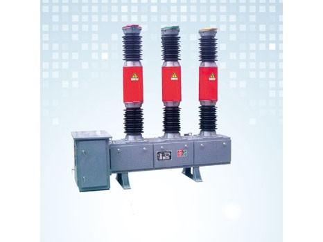 LW34-40.5系列户外高压六氟化硫断路器
