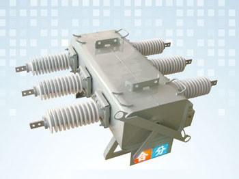 LW口(PGS)-24系列户外高压六氟化硫断路器