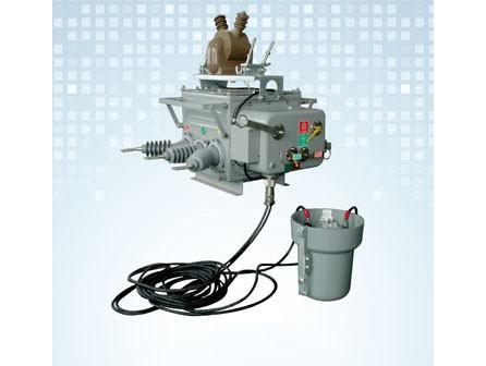 ZW20-12F系列智能户外高压真空断路器