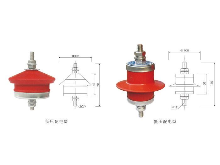 低压配电型氧化锌避雷器